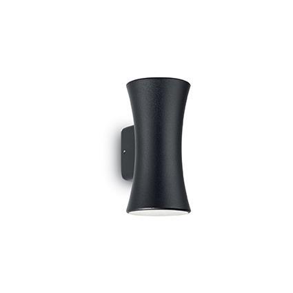 Настенный светильник Ideal Lux LAB AP2 NERO (161617)