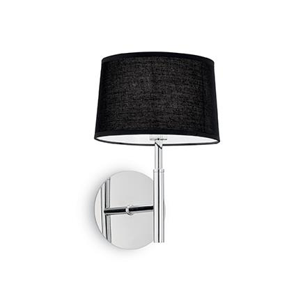Бра Ideal Lux HILTON AP1 NERO (164601)