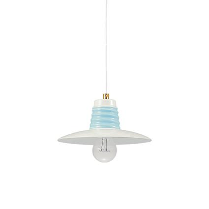 Подвесной светильник Ideal Lux HEIDI SP1 D21 TIFFANY (166278)
