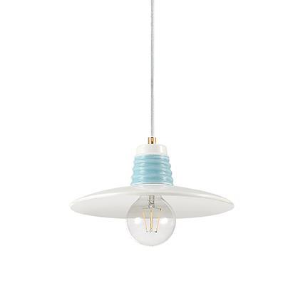 Подвесной светильник Ideal Lux HEIDI SP1 D26 TIFFANY (166315)