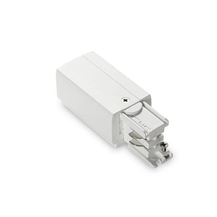 Разъем Ideal Lux LINK TRIMLESS MAINS CONNECTOR LEFT WHITE (169583)