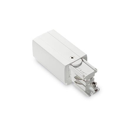 Разъем Ideal Lux LINK TRIMLESS MAINS CONNECTOR RIGHT WHITE (169590)