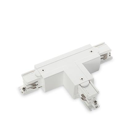 Разъем Ideal Lux LINK TRIMLESS T-CONNECTOR LEFT WHITE (169781)