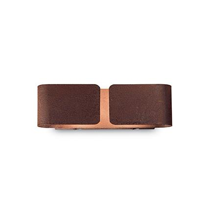 Бра Ideal Lux CLIP AP2 SMALL CORTEN (187365)