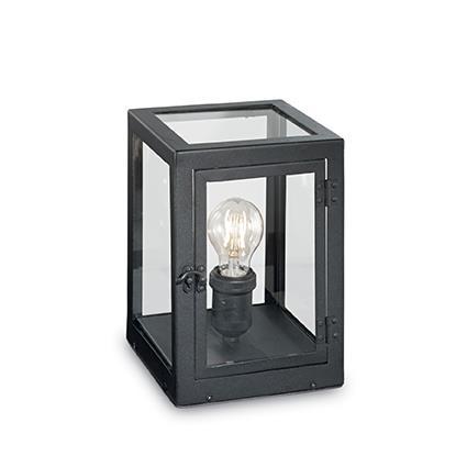 Настольная лампа Ideal Lux IGOR TL1 NERO (187396)