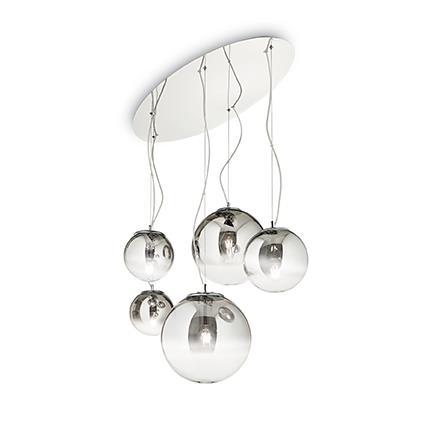 Подвесной светильник Ideal Lux MAPA FADE SP5 (140759)
