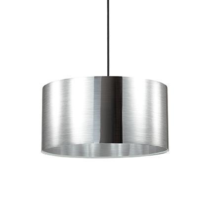 Подвесной светильник Ideal Lux FOIL SP1 BIG ALLUMINIO (168234)