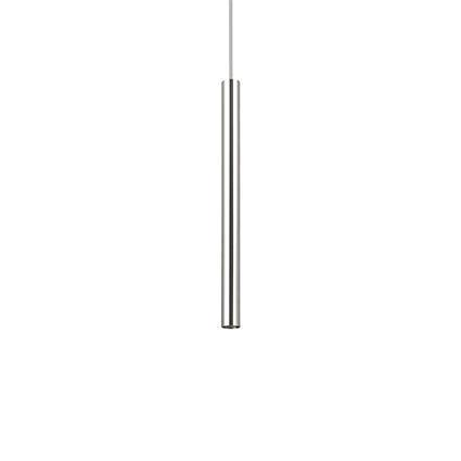 Подвесной светильник Ideal Lux ULTRATHIN SP1 SMALL CROMO (187662)