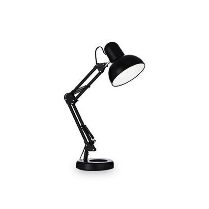 Настольная лампа Ideal Lux KELLY TL1 NERO (108094)