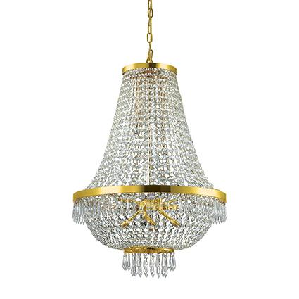 Люстра Ideal Lux CAESAR SP12 ORO (114743)