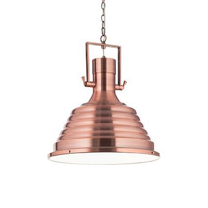 Подвесной светильник Ideal Lux FISHERMAN SP1 D48 RAME (134871)