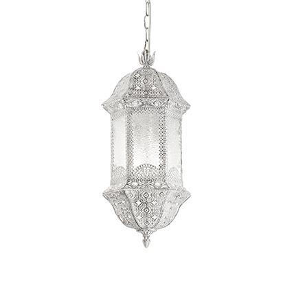 Подвесной светильник Ideal Lux MARRAKECH SP2 BIANCO ANTICO (141176)