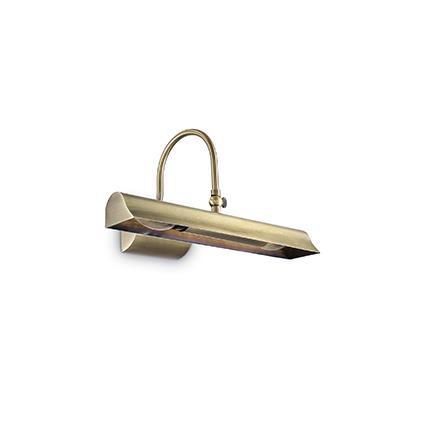 Настенный светильник Ideal Lux RETRO AP2 BRUNITO (144917)