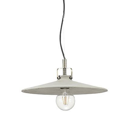 Подвесной светильник Ideal Lux BROOKLYN SP1 D35 (153445)