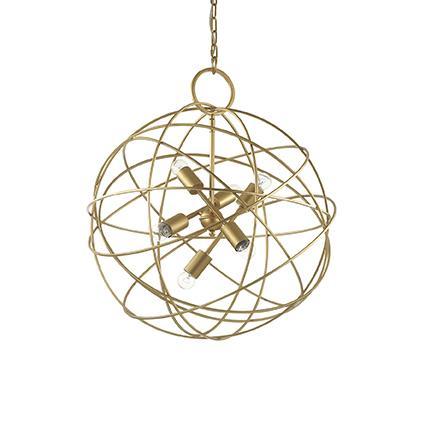 Подвесной светильник Ideal Lux KONSE SP6 (156026)