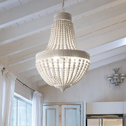 Люстра Ideal Lux MONET SP5 BIANCO (162737)