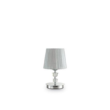 Настольная лампа Ideal Lux PEGASO TL1 SMALL ARGENTO (164250)