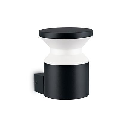 Настенный светильник Ideal Lux TORRE AP1 ANTRACITE (186917)
