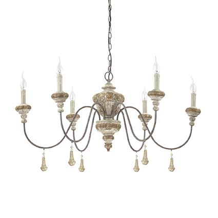 Люстра Ideal Lux EDITH SP6 (179254)