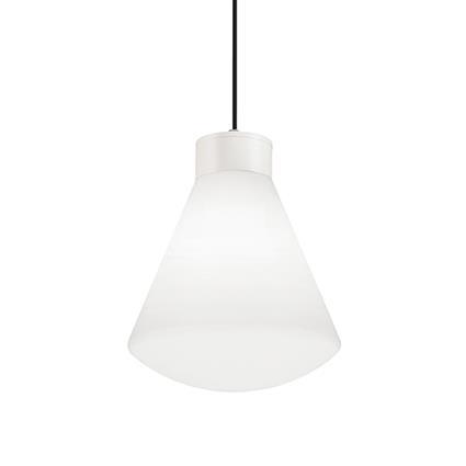 Подвесной светильник Ideal Lux OUVERTURE SP1 BIANCO (187280)