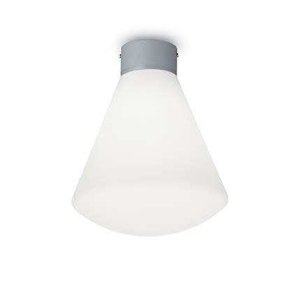 Потолочный светильник Ideal Lux OUVERTURE PL1 GRIGIO (187112)