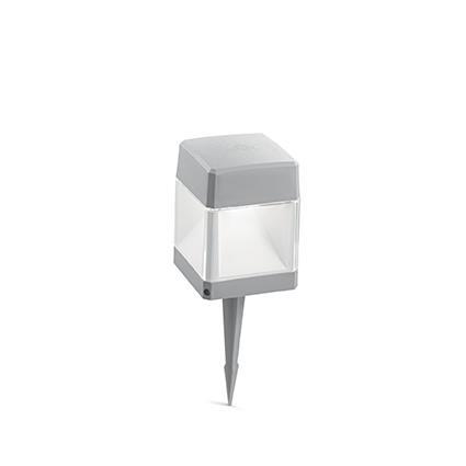 Парковый светильник Ideal Lux ELISA PT1 SMALL GRIGIO (187914)