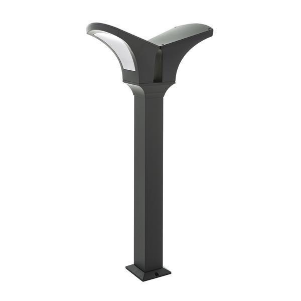 Уличный светильник Italux Valencia Grey