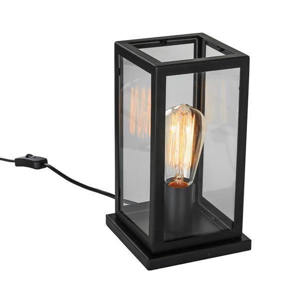 Настальная лампа Italux Laverno MT-202621-1-B