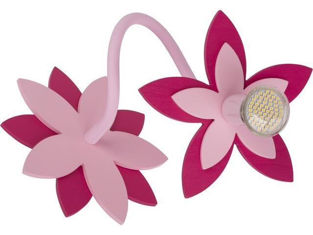 Бра Nowodvorski FLOWERS PINK