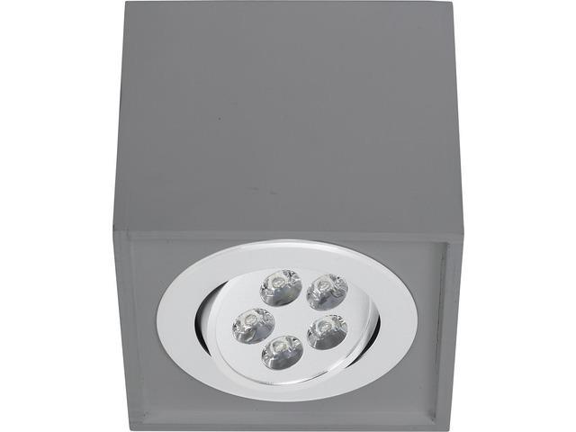 Точечный светильник Nowodvorski 9630 Box LED Gray