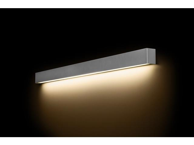 Меблевий світильнік Nowodvorski 9615 Straight Wall LED Silver L