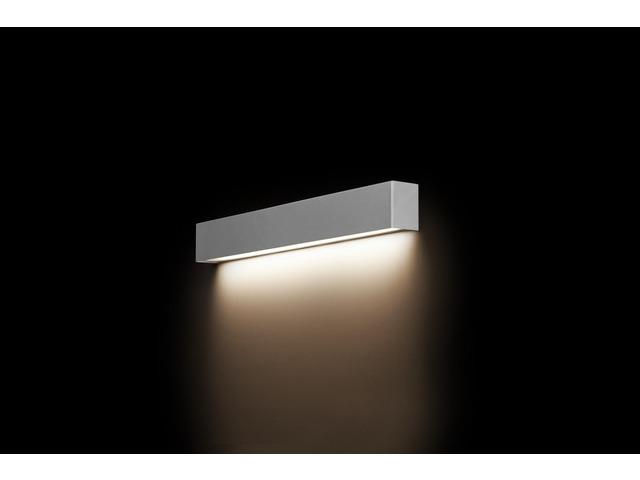 Меблевий світильнік Nowodvorski 9613 Straight Wall LED Silver S