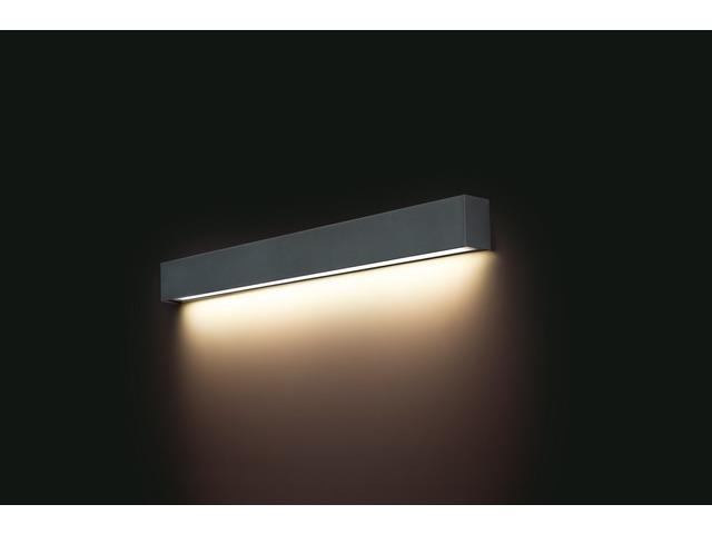 Мебельный светильник Nowodvorski 9617 Straight Wall LED Graphite M