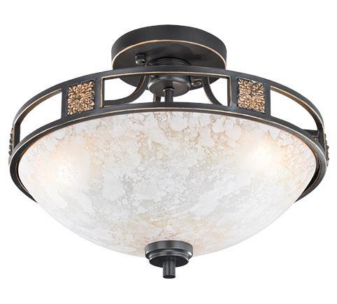 Потолочный светильник Trio 608100324 Quinta