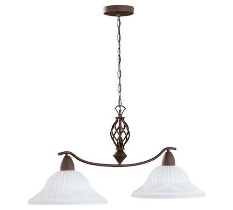 Подвесной светильник Trio 3402021-24 Rustica