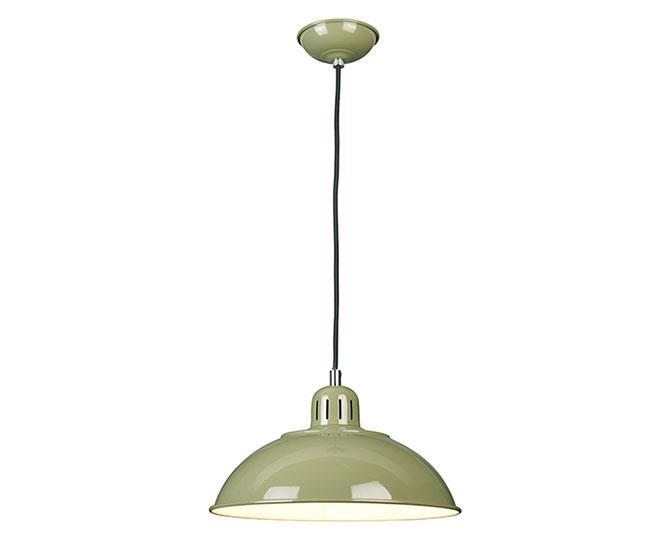 Подвесной светильник Franklin Elstead FRANKLIN/P GRN