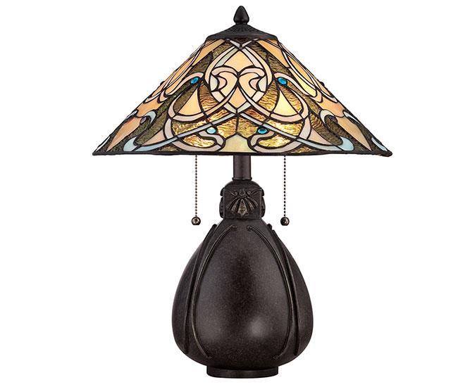 Настольная лампа Elstead India QZ/INDIA/TL
