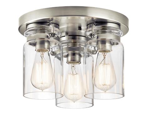 Elstead Потолочный светильник KL/BRINLEY/F NI