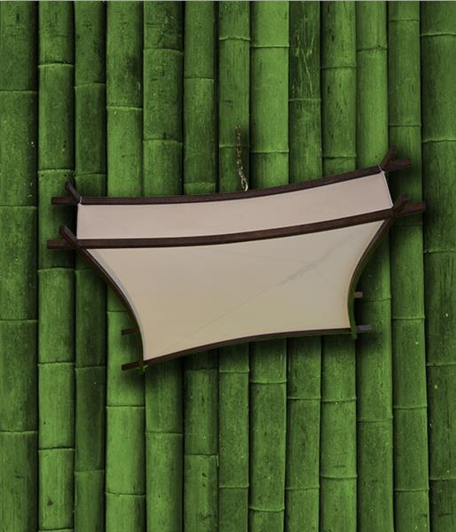 Потолочный светильник бамбук \\\Дуга-окно\\\