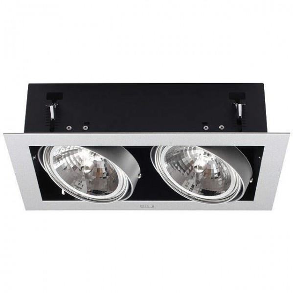 Светильник downlight Kanlux MATEO DLP-250-GR (4961)