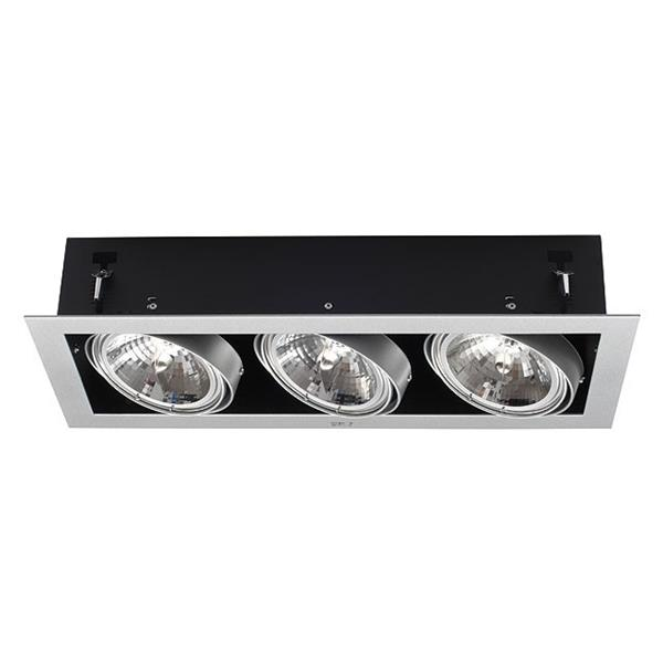 Светильник downlight Kanlux MATEO DLP-350-GR (4962)
