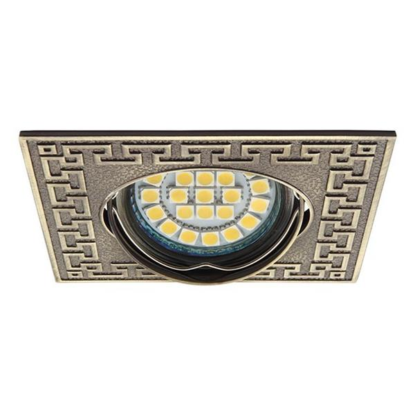 Светильник точечный KANLUX PELIA CT-DTL50-AB (19540)