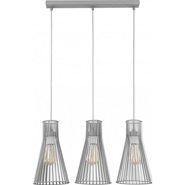Подвесной светильник TK Lighting 1497 Vito Gray