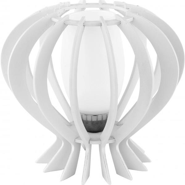Настольная лампа TK Lighting 2978 Mela White