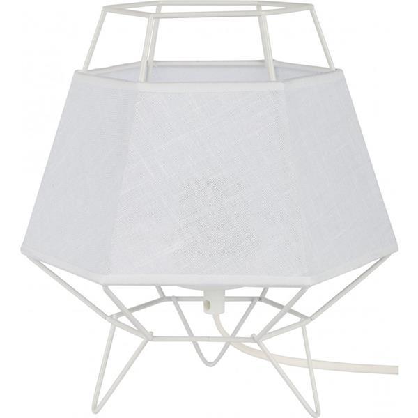 Настольная лампа TK Lighting 2951 Cristal White