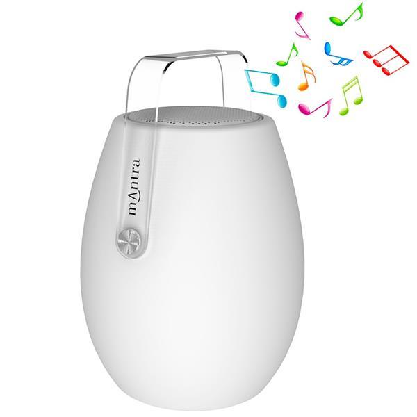 Светильник музыкальный с bluetooth LED BARREL 3695 Mantra