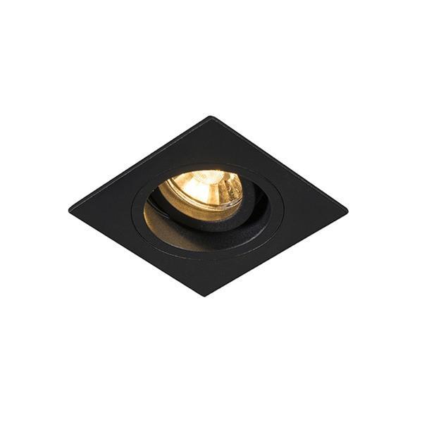 Точечный светильник Zuma Line 92704 Chuck Dl Square Black