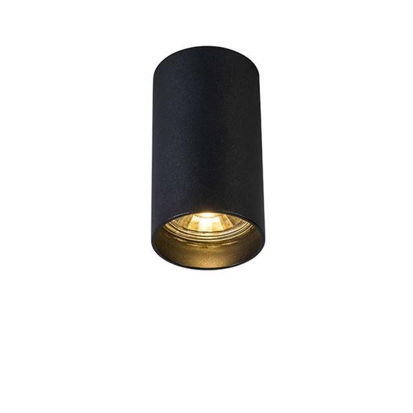 Точечный светильник Zuma Line 92680 Tuba Sl 1 Black