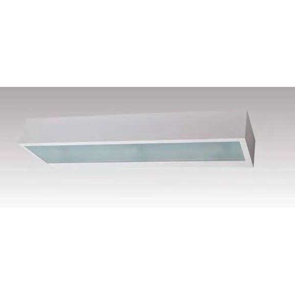 Настенно-потолочный светильник Zuma Line 20025-WH Houx Wl 35 White