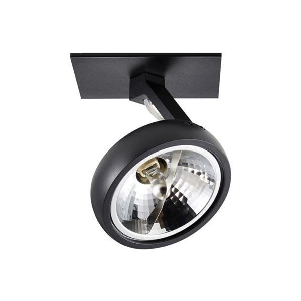 Прожектор Zuma Line 20005-BK Gino Dl 1 Black